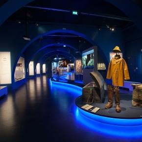 Retracer l'histoire pour mieux préparer l'avenir des Océans : Exposition «Dans les mailles du filet»